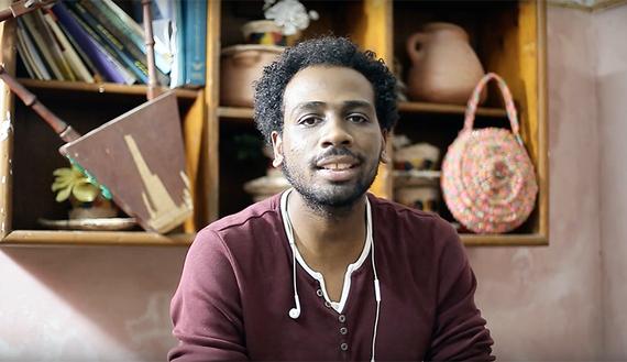 Cet homme a créé Nubi App, une application destinée à préserver les langues et cultures nubiennes