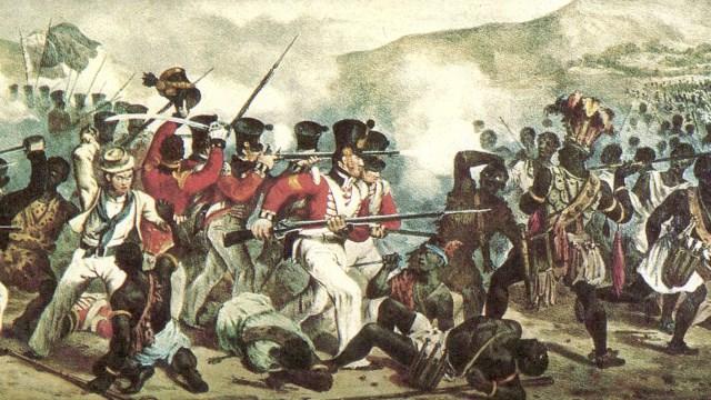 La bataille d'Insamankou ou la cuisante défaite de l'armée britannique face à l'empire Ashanti