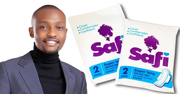 Cet homme a créé des serviettes hygiéniques réutilisables et abordables