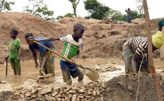 640 millions d'euros de revenus miniers de la République Démocratique du Congo auraient été détournés