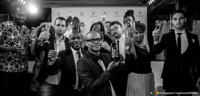 Dian Diallo, la première marque de champagne de nom africain