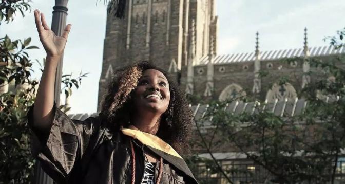 USA : Cette fille d'immigrés africains a été admise dans 11 écoles de médecine