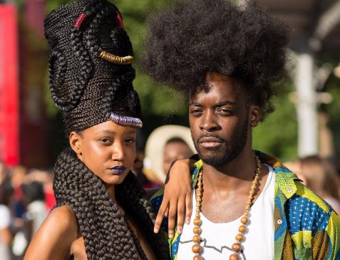 Afropunk, the festival that celebrates black excellence