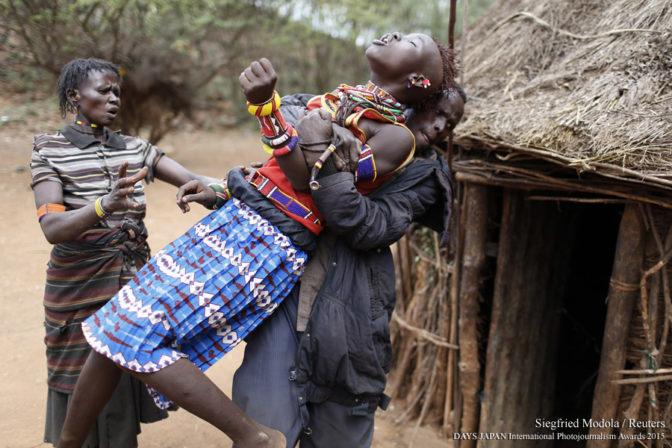 La résistance traditionnelle des femmes africaines aux violences conjugales