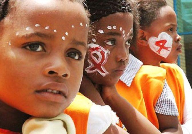 A 9 ans, un enfant sud-africain serait pratiquement guéri du VIH sans traitement