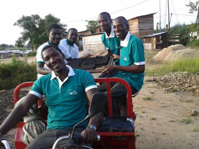 Kemit Ecology, une start-up camerounaise qui change les ordures en charbon