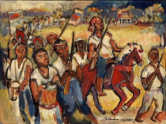 La révolte de la Nouvelle-Orléans, la plus grande insurrection d'esclaves de l'histoire U.S