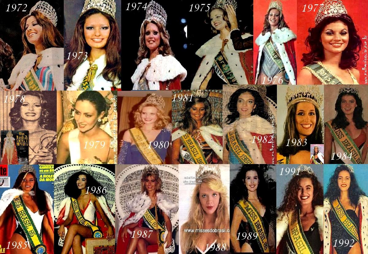 Discrimination dans l'élection de Miss Brésil