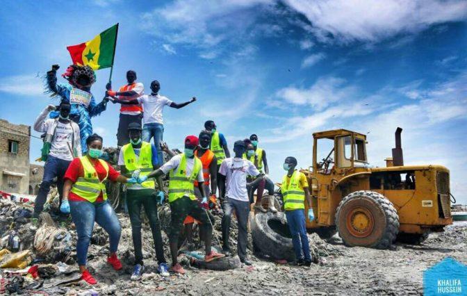 Interview avec DJ Malick, le créateur de la page Luttons contre l'indiscipline au Sénégal