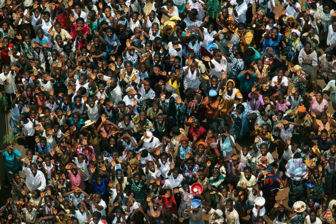 Selon l'ONU, la population africaine s'élèvera à 4,5 milliards d'habitants en 2100