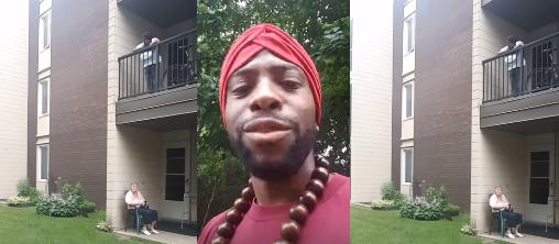 [VIDEO] : Elle crie au viol quand un homme noir vient lui poser une question
