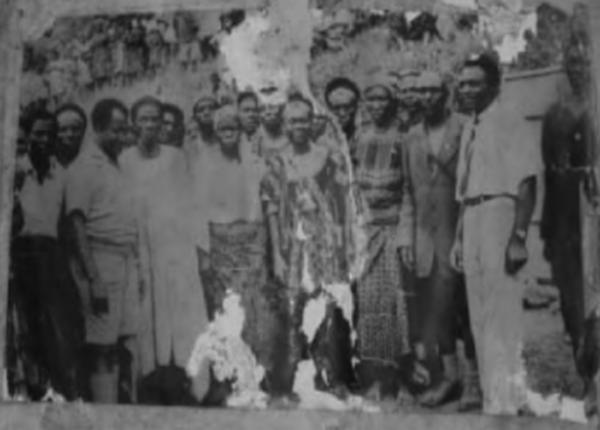 La révolte anti-coloniale des femmes kom et kedjom du Cameroun (1958)