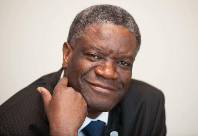 [Evénement] Le docteur Denis Mukwege à la rencontre de la diaspora