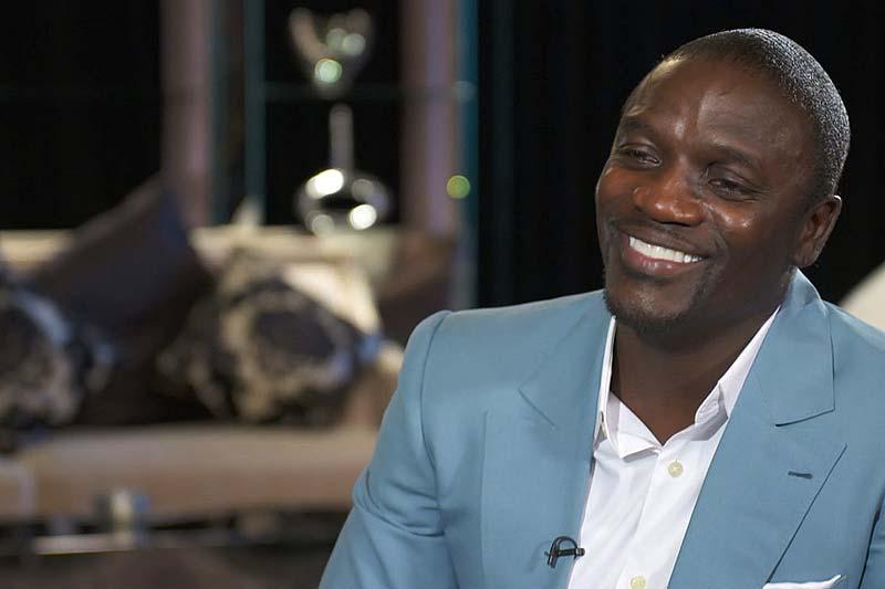 Afrique discours Akon