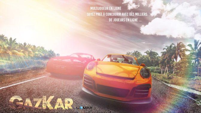 Gazkar, le jeu vidéo de course automobile 100% malgache qui cartonne