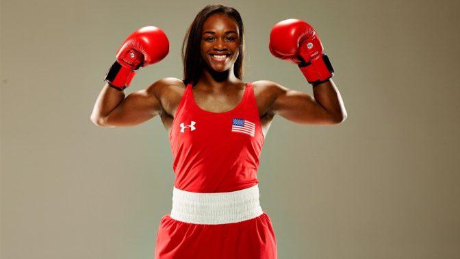 Boxe : Claressa Shields devient championne du monde lors de son quatrième combat professionnel seulement