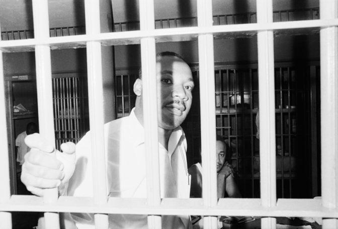 Quand Martin Luther King Jr. rédigeait une lettre depuis la prison de Birmingham