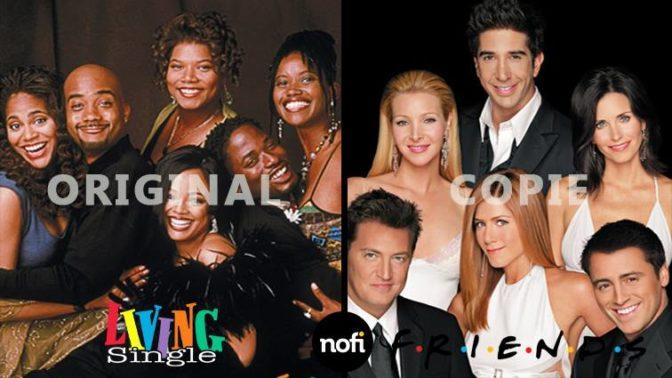 «Friends», la recette d'un succès afro-américain