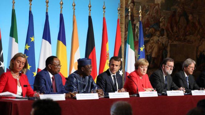 Plan Macron contre l'immigration clandestine: les chefs d'états africains nouveaux conseillers géostratégiques de l'Elysée