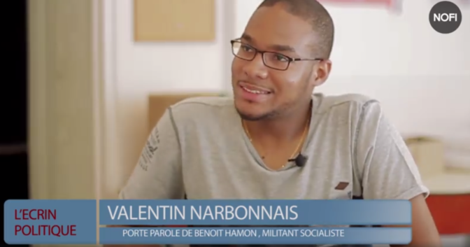 [L'écrin politique] Keyza Nubret Grand-Bonheur reçoit Valentin Narbonnais, jeune militant PS