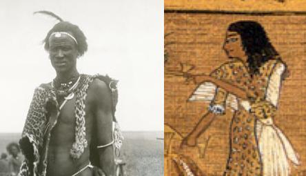 egypte ancienne et afrique noire