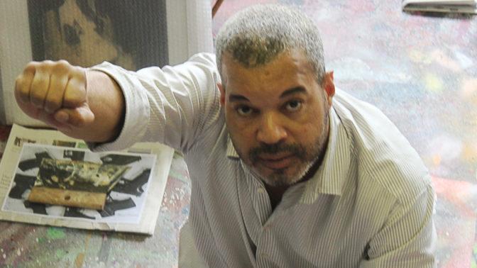 Shuck One l'artiste graffeur guadeloupéen engagé