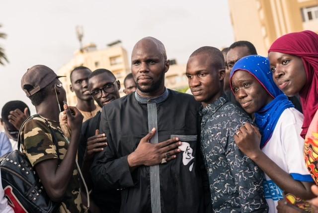 Kemi Seba arrêté à Dakar