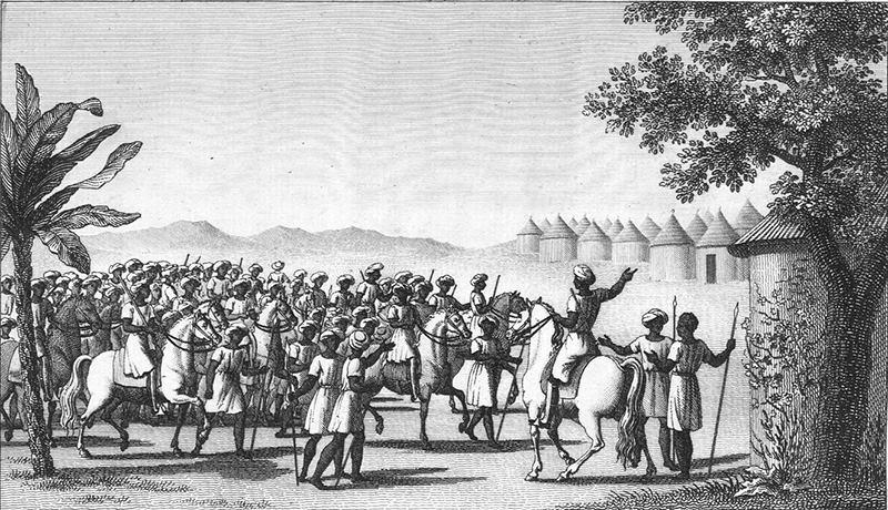 la révolte des marabouts