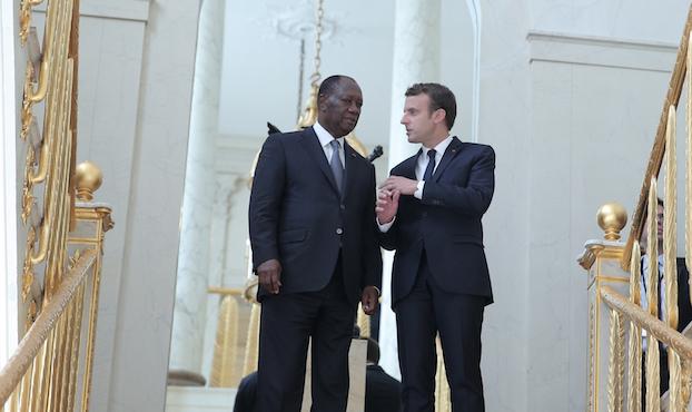 Franc cfa: inquiétude de la France après l'action de Kemi Seba ?