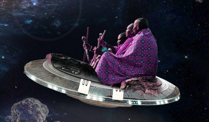 Jaqcue Njeri l'artiste kényane qui met les Massaï sur orbite