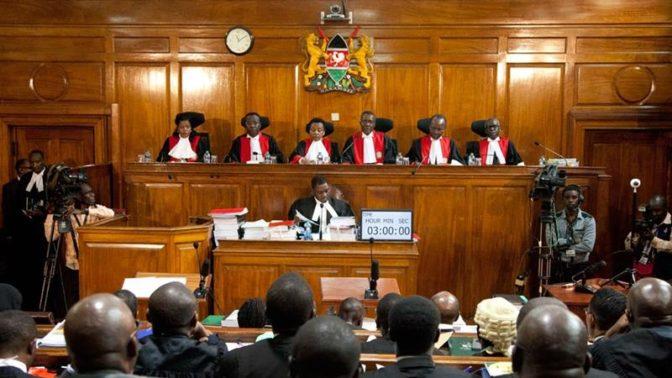 La Cour Suprême kenyane annule le résultat de l'élection présidentielle