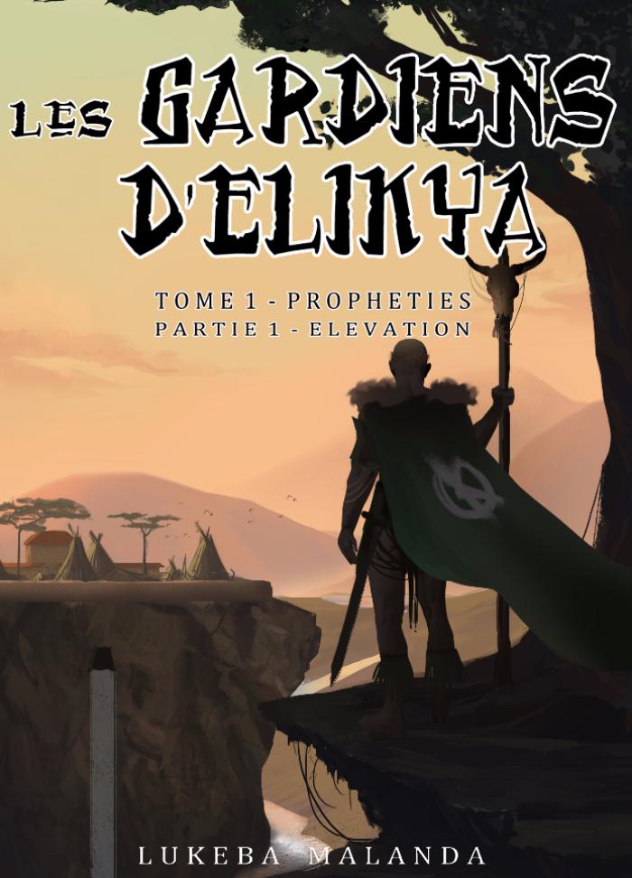 «Les gardiens d'Elikya», un roman d'aventures par Malanda Lukeba
