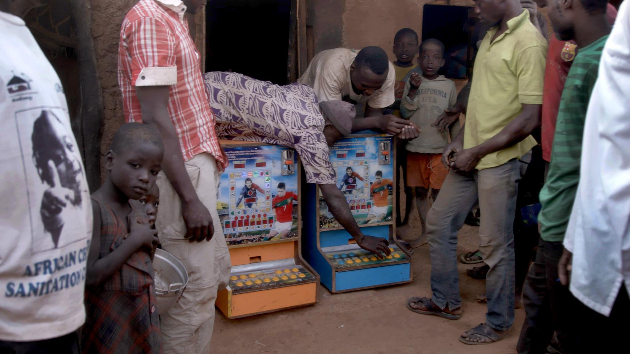 L'introduction nocive des jeux d'argent dans le nord du Ghana par des Chinois