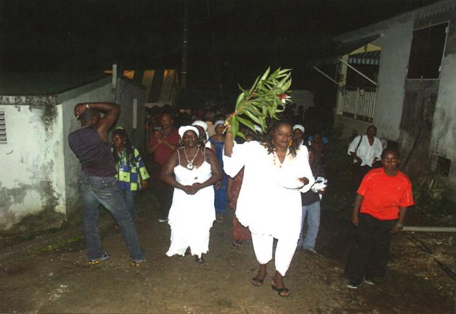 Les Massembo, une famille guadeloupéenne qui a préservé son identité africaine