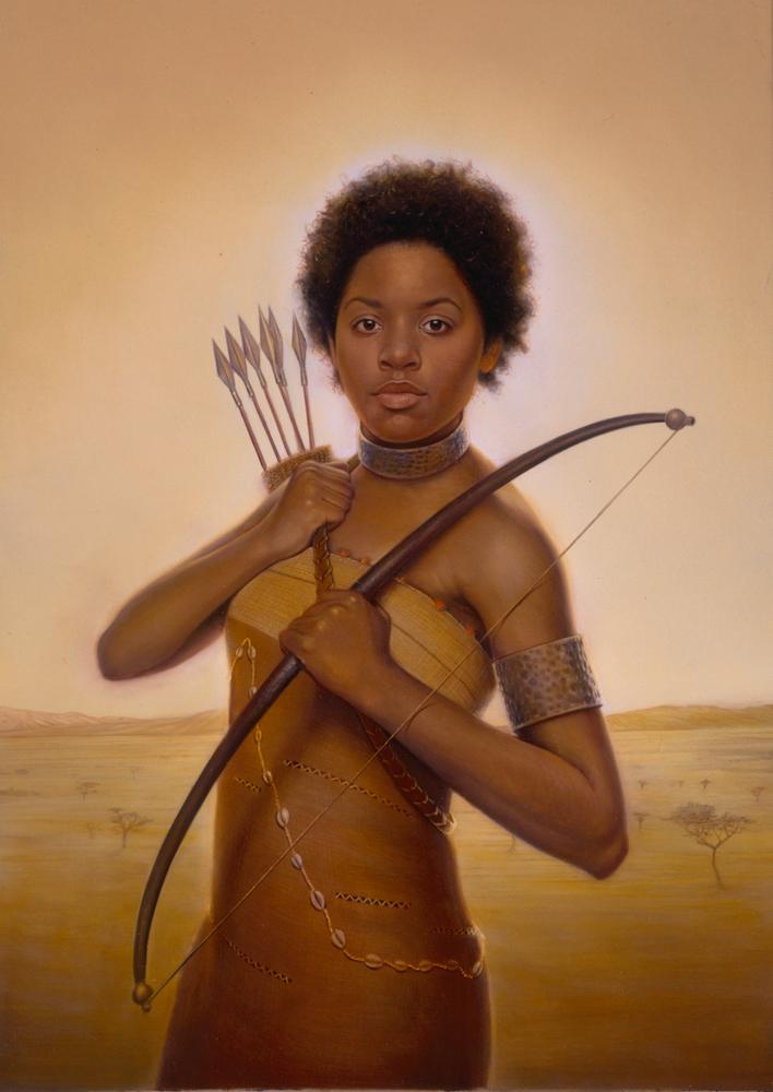 La reine Njinga