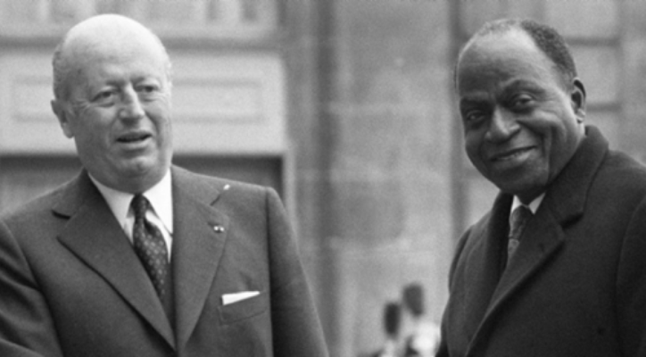 Jacques Foccart, l'énigmatique «Monsieur Afrique» de l'Elysée