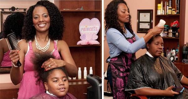 Ancienne SDF, cette coiffeuse offre des soins gratuits aux femmes sans domicile fixe