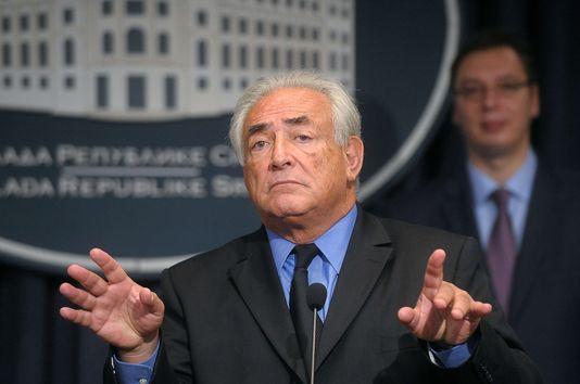 Strauss-Kahn, l'homme qui murmure à l'oreille des présidents Africains