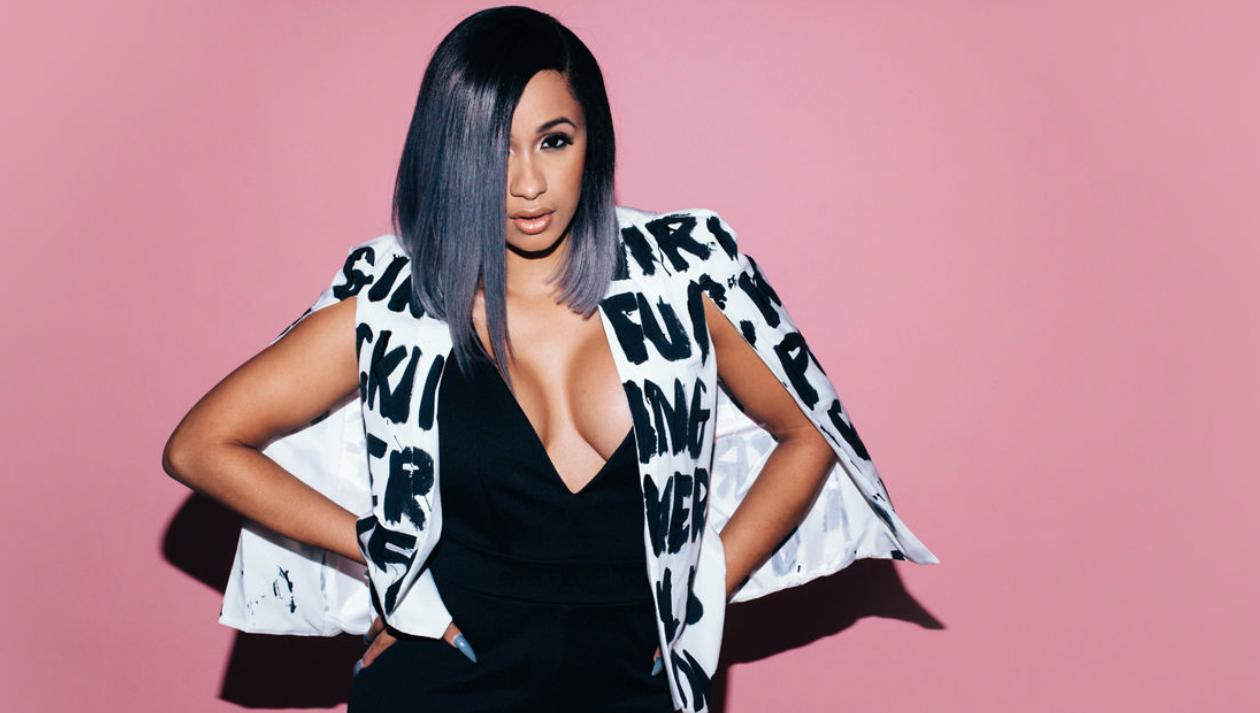 Cardi B, nouvelle Queen Hip-Hop ?