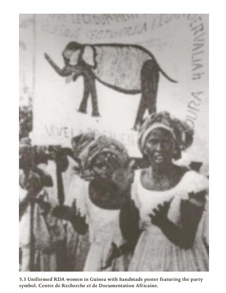 indépendance de la guinée