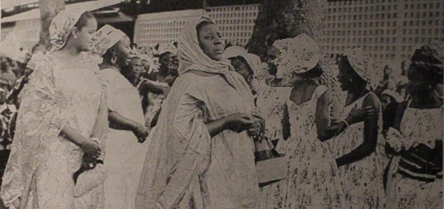 Le rôle des femmes dans l'indépendance de la Guinée