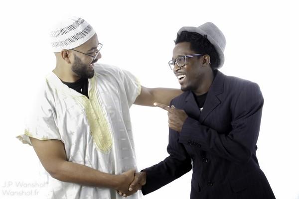 «Hypocrisie africaine», le spectacle miroir sur les relations entre arabes et noirs