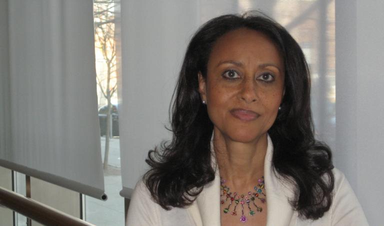 Sylviane Diouf