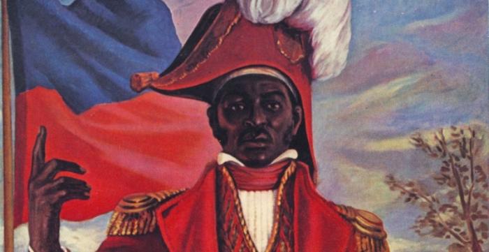 La proclamation d'indépendance d'Haïti par Jean-Jacques Dessalines