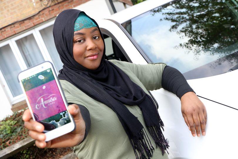 Sade Agboola a créé une ligne de taxis pour femmes et enfants