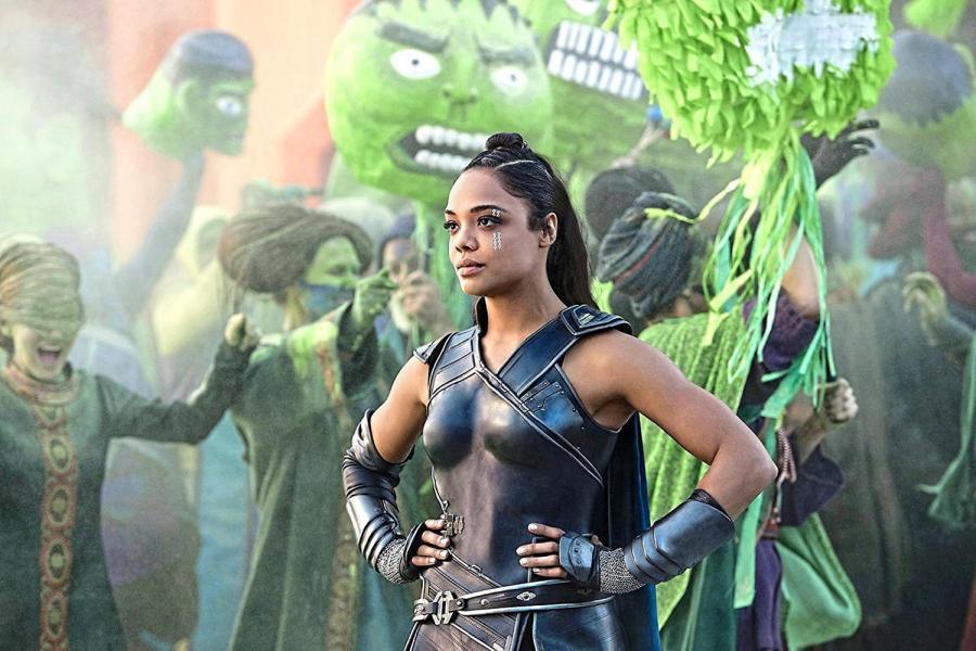 Thor : l'actrice Tessa Thompson victime de propos racistes