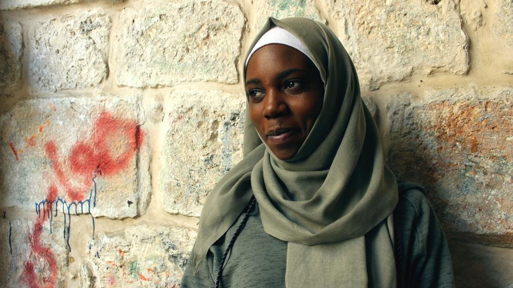 Palestiniens noirs