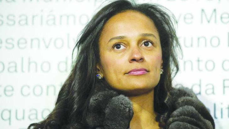 Isabel dos Santos évincée de la Sonangol par le nouveau président angolais