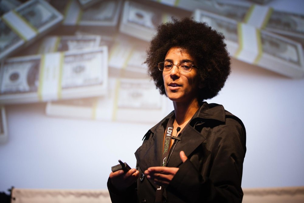 Timnit Gebru, brillante chercheuse en intelligence artificielle et activiste