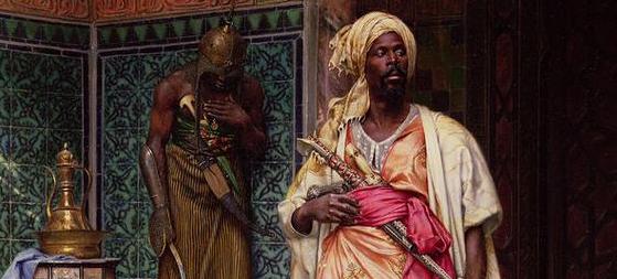 10 peintures représentant des Noirs dans le monde arabe